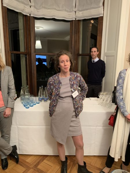 2019 Cross-Company Mentoring Prog